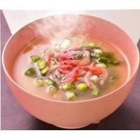 樱花虾味噌汤